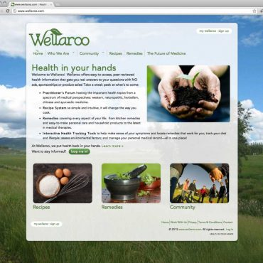 Wellaroo Website