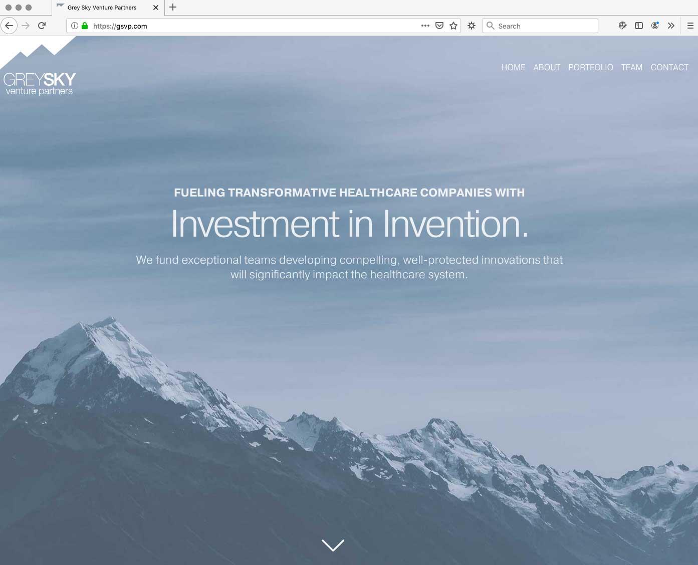 Grey Sky Venture Partners